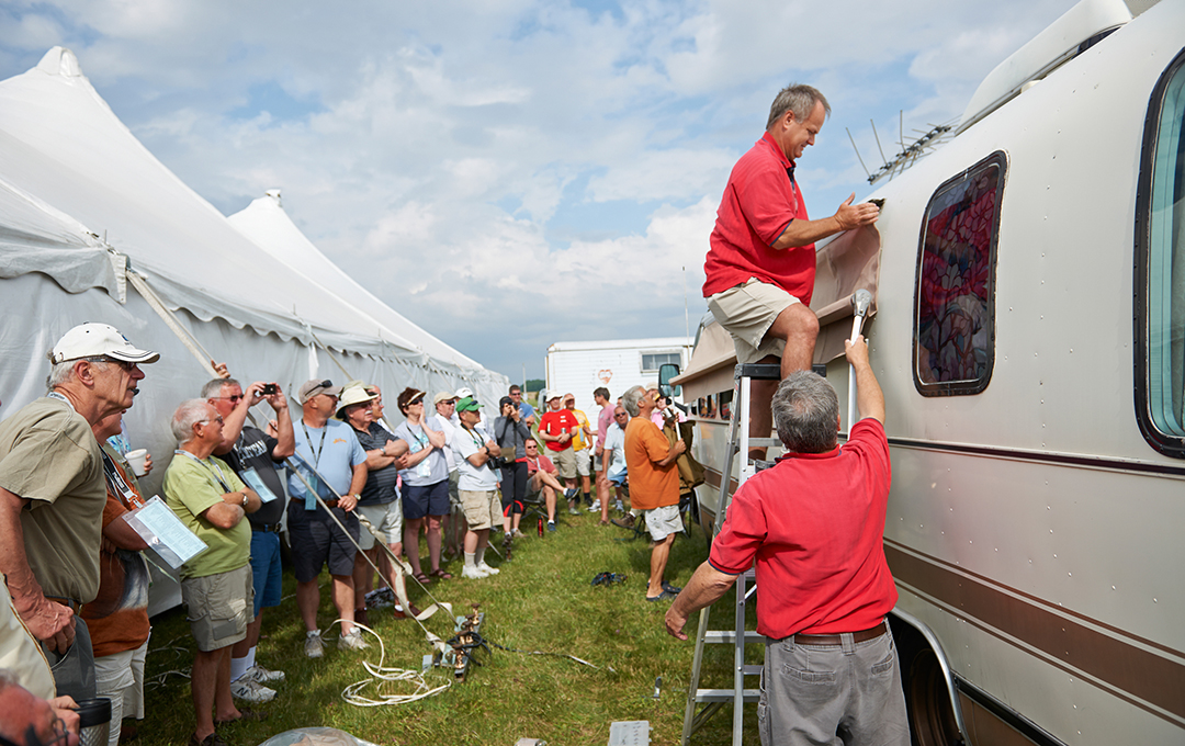 Learn tips and tricks from Airstream experts