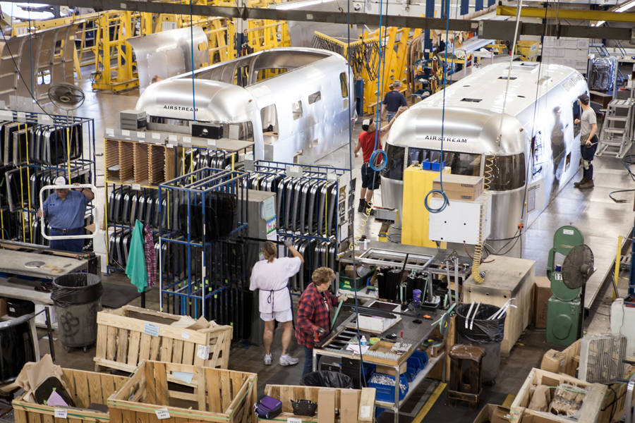 Airstream Factory