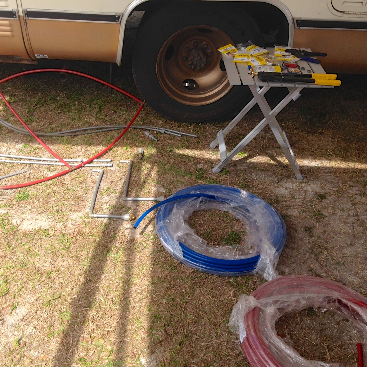 Update your plumbing with pex alumapalooza 9 for Is pex pipe better than copper