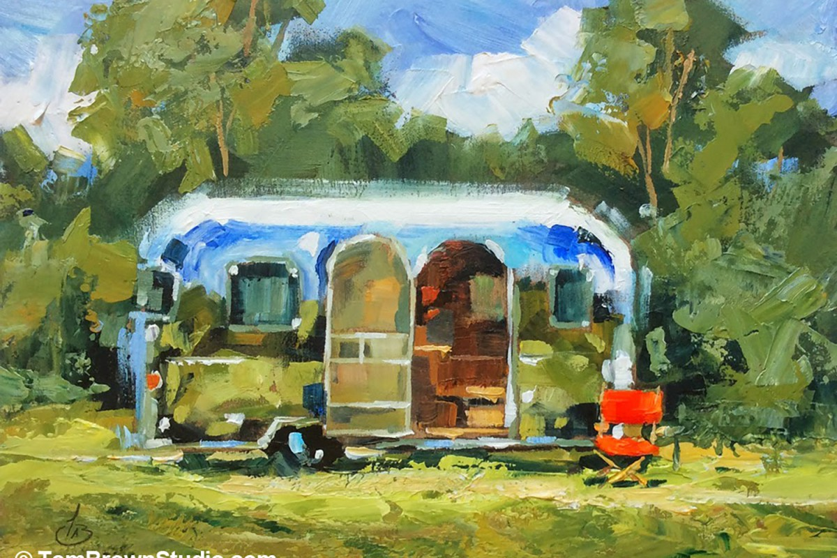 Tom Brown - Airstream